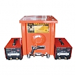 AC/DC ARC WELDING MACHINE